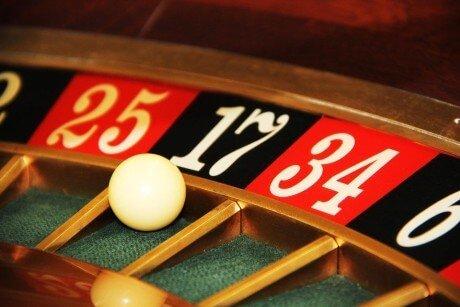 rulett játék szerencse szám